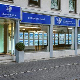 MANNELLA Immobilienservice Lizenzpartner Brücher Immobilienservice